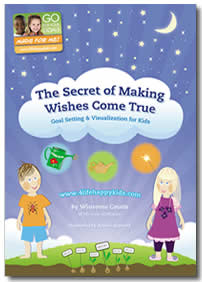 <B>TEACH KIDS TO REACH FOR THEIR DREAMS</B>