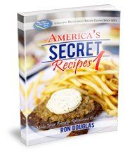 YOUR FAVORITE AMERICAN RECIPES FOR FREE
